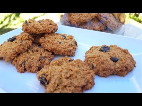 oat-banana-cookies-|-healty-snack