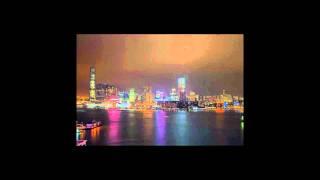 time lapse of hong kong bay at night Thumbnail