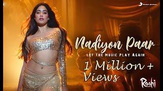 Nadiyon Paar (Let The Music Play) Remix | DJ Shad India | Shamur |Sachin-Jigar | Janhavi Kapoor