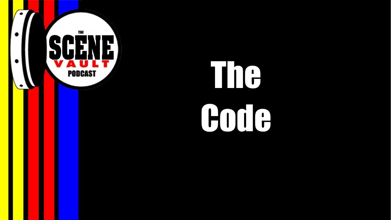 The Scene Vault Podcast -- Ward Burton and The Code
