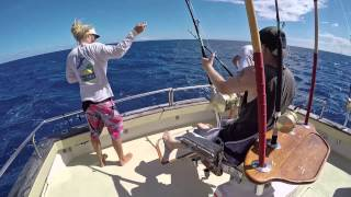 Deep sea fishing oahu for Deep sea fishing oahu