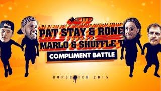 Pat Stay & Rone vs Marlo & Shuffle T