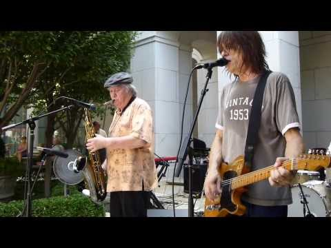 bobby keys performs bitch (witch) at nashville public library 8-27-13