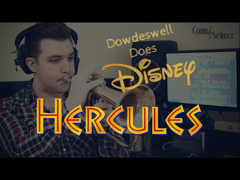 Go The Distance (Disney's Hercules) | Trumpet Version
