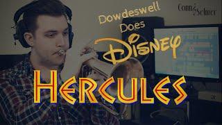Go The Distance (Disney's Hercules) | Trumpet Version thumbnail