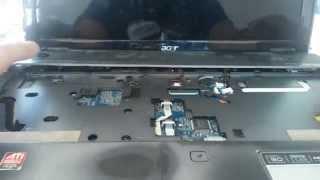 видео Аккумулятор для ноутбука Acer Aspire 5741 5742 5740