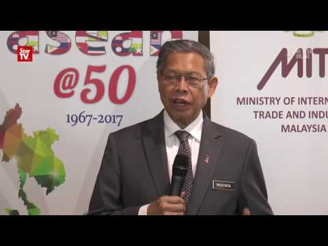 MITI to arrange an array programmes for Asean's 50th anniversary
