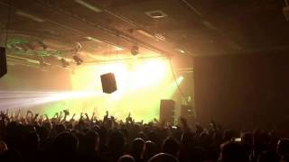 Anthrax Caught in a Mosh Live Newcastle Northumbria University 16/02/17