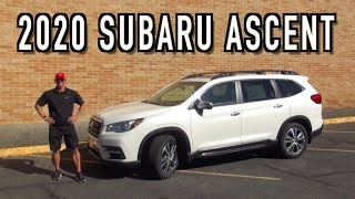 2020 Subaru Ascent On Everyman Driver