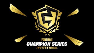 Fortnite Champion Series Invitational: Week 2 Day 1