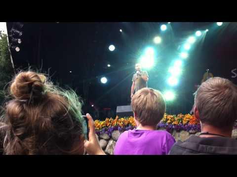 Mick Øgendahl - Stand Up for Skanderborg @ Smukfest 2011