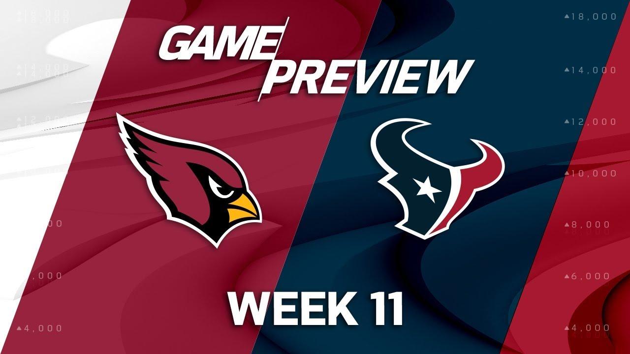 OFFICIAL GAME DAY THREAD - Arizona Cardinals Vs HOUSTON ...