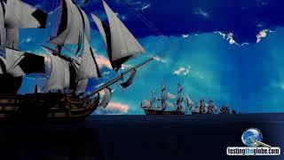 Защо корабите изчезват в морето и защо не се вижда долната част на сградите  Не съществува кривина