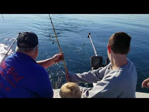 Port Austin Fishing 2017 Take Two