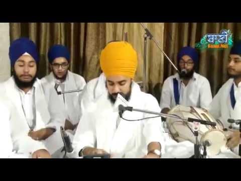 Bhai-Chamanpreet-Singhji-Delhi-Kalgidhar-Kirtani-Jatha-At-Nehru-Nagar-On-26-August-2016