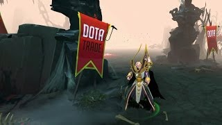 Dota 2 Invoker - Heaven-Piercing Pauldrons preview