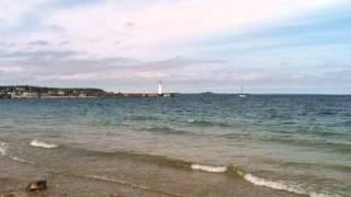 Ms. Yooper visits the Straits of Mackinac
