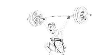 Мужчины 69 кг Рывок ЧМ-2013