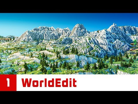 PORADNIK MAP MAKERA #1 - WorldEdit (Budowa Świata)