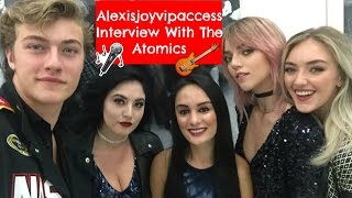 The Atomics Interview - Alexisjoyvipaccess -Lucky Blue Smith,Pyper America,Daisy Clementine,Starlie ラッキーブルースミス 検索動画 19