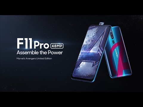 oppo-f11-pro---marvel's-avengers-limited-edition-|-assemble-the-power