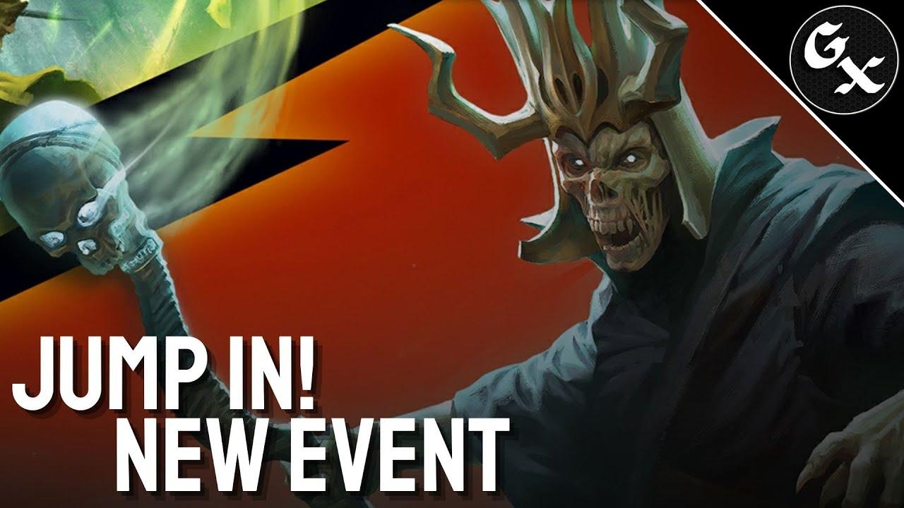 Download Magic Arena - Jump In! Event
