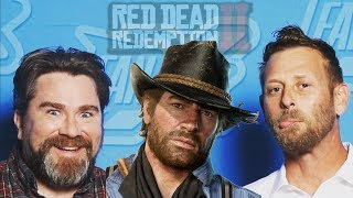 RDR2 Voice Actors Funny moments | Red dead Redemption 2 Behind the scenes