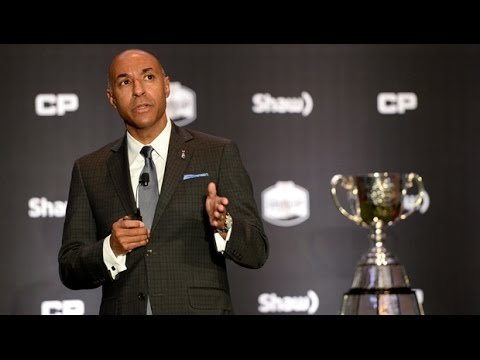 CTE, Football not linked, says CFL Commissioner Jeffrey Orridge
