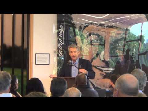 Nathaniel Crosby talks about hosting Bing Crosby Pro Am