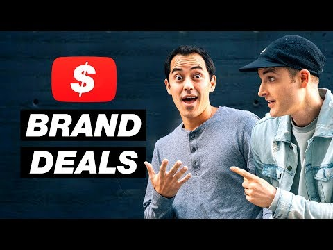3 Things Every YouTuber Needs to Know About Brand Deals