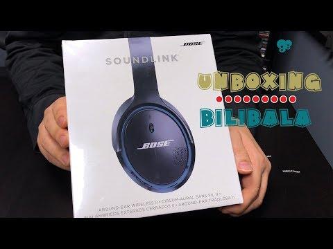 bose-soundlink-ii-over-ear-wireless-headphones---unbox