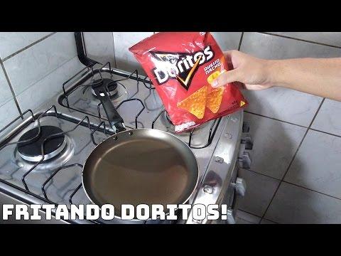FRITANDO DORITOS!
