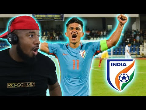 Reacting To Indian Legend Sunil Chhetri Top 5 Goals | 2019 AFC Asian Cup