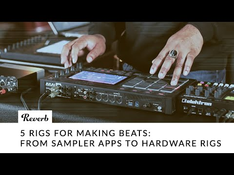 5 Rigs For Making Beats: From Sampler Apps to Hardware Rigs