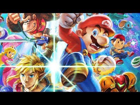 Super Smash Bros Ultimate - Practice Time thumbnail