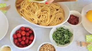 designlovefest summer pasta recipe
