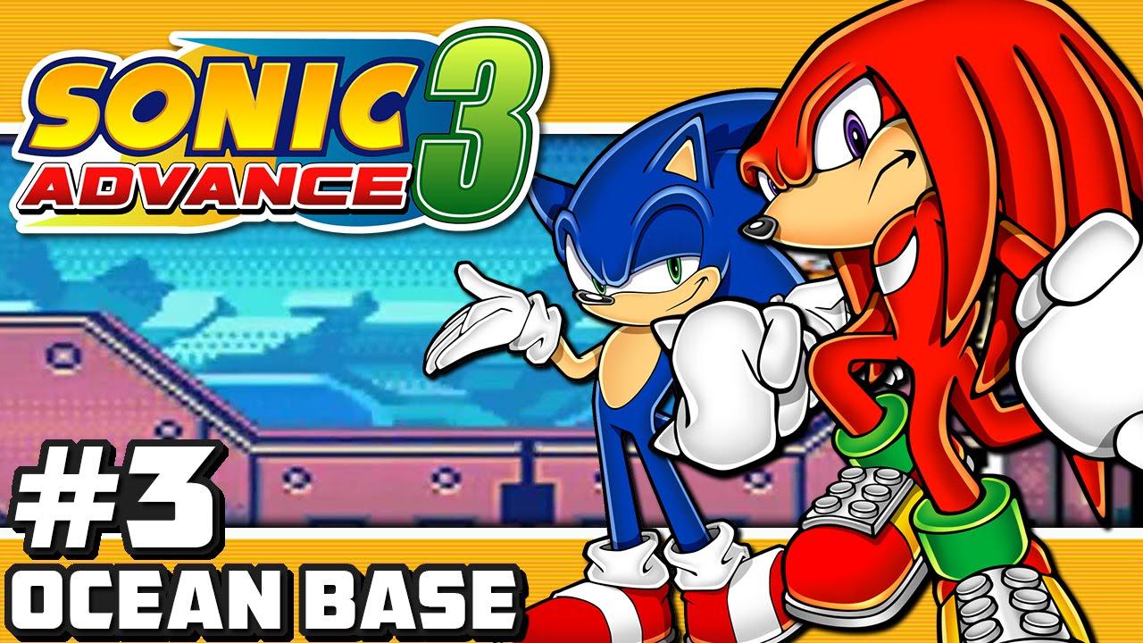 Sonic Advance 3 - Part 3: Ocean Base
