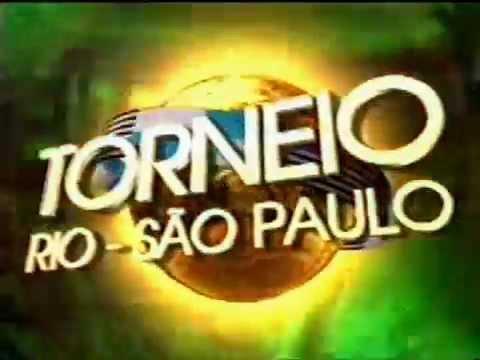 Resultado de imagem para Torneio Rio-São Paulo