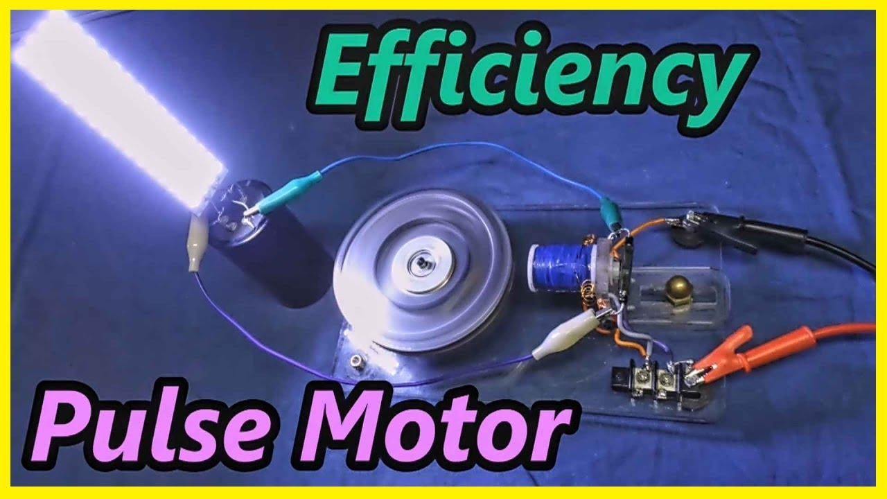 Plasma Motor Generator!