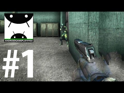 Bullet Force Android GamePlay #1 (Campaign Mode) [Ultra Setting 60FPS]