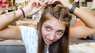 5 EASY DIY Back-to-School Hairstyles!