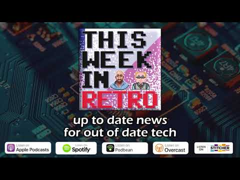 Wild Wood C64| Arcade 1Up Pinball | Raspberry Pi 400 | Billy Mitchell |This Week in Retro Podcast 14 from This Week in Retro