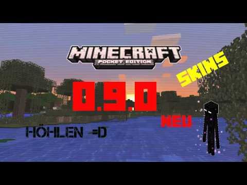 Minecraft Pe Update 0.9.0 Was Kommt ....? (German/HD)