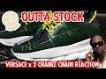Best dad shoe: 2 Chainz x Versace Chain Reaction review
