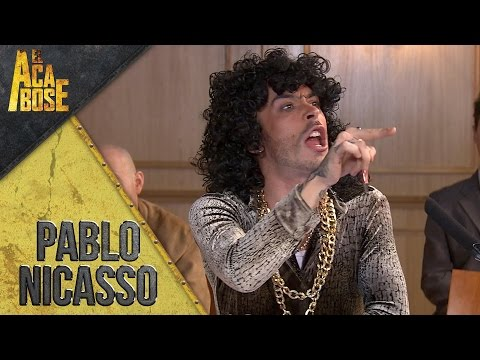 Tribunal Susprimo | Er Richa (Pablo Nicasso) y Diego el Cigala