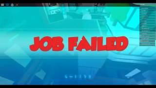 ROBLOX//Sunset CIty// lets play #1//JOB FAILED!?!?!?!?!?!?!