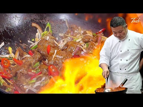 Simple Beef Stir Fry Recipe That Is Awesome • Taste The Chinese Recipes Show