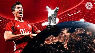 Robert Lewandowski: Best of Europe's Footballer of the Year | FC Bayern