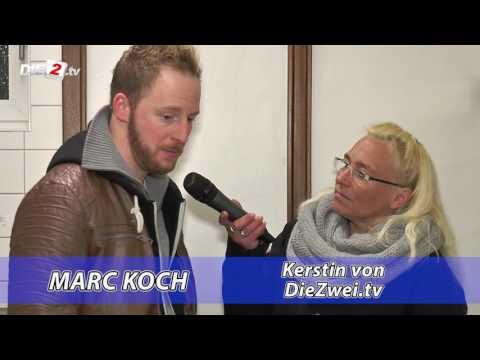 Interview mit Marc Koch beim TuS Buschhausen