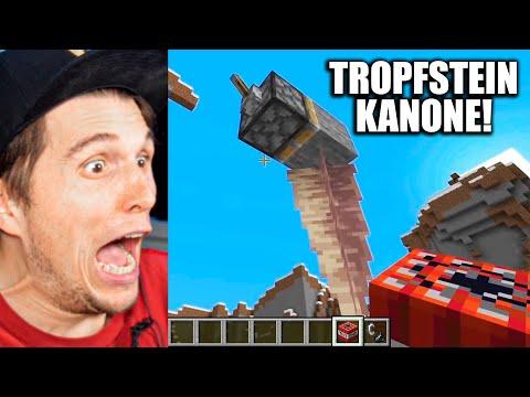 Paluten REAGIERT auf 3 VERRÜCKTE Dinge in Minecraft die wirklich funktionieren! #5